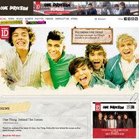 北米上陸!人気爆発中の英ワン・ディレクション(One Direction)14年ぶりの全米記録的快挙達成、女性ファンで道路封鎖