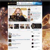 グラミー賞2012、アデルが主要3部門独占・最多6部門で受賞しグラミー賞クイーンに